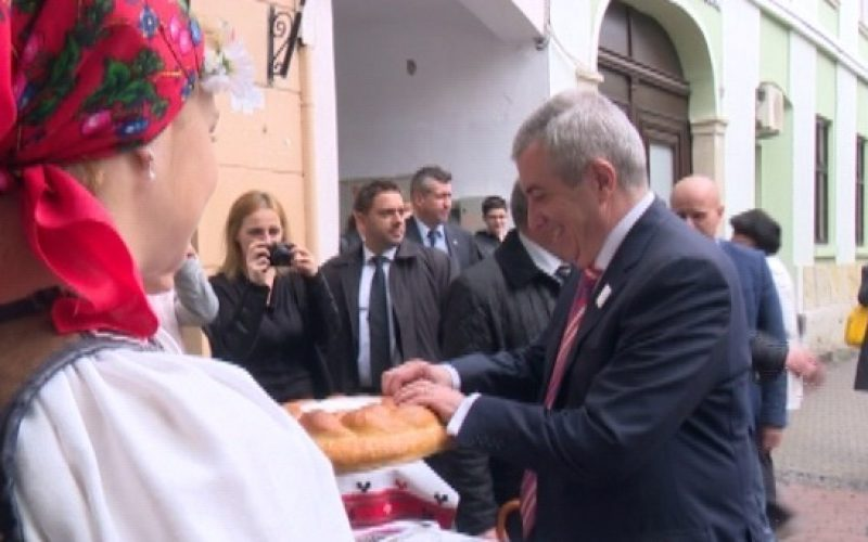Tăriceanu, nominalizat ieri de partid premier din partea ALDE, vine mâine la Bistrița