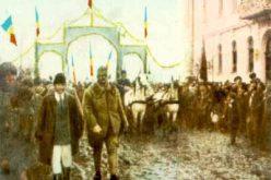 Cum au trăit bistrițenii Marea Unire. Anticipând cu o lună evenimentul au dezarmat structurile militare și s-au constituit într-un grup de conducere local