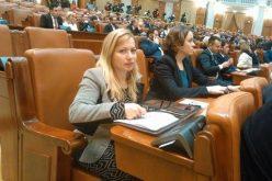 ȘI USR are alegeri: Deputatul Cristina Iurișniți e adepta mai multor candidaturi pentru șefia partidului
