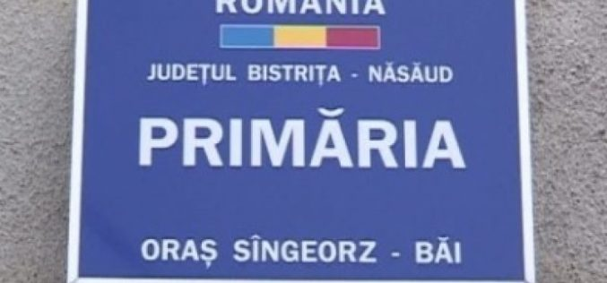 PSD și-a recuperat orașul Sîngeorz-Băi