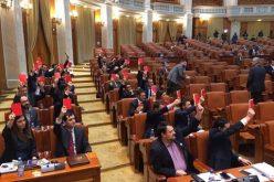 Parlamentarii bistrițeni au depus azi jurământul. Unul singur a votat împotriva validării lui Dragnea