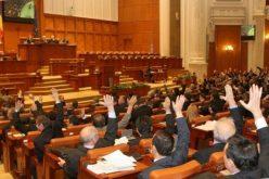 Senatorii aruncă la coș ordonanța 13 iar deputații analizează OG 14