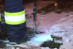 Crapă conductele Aquabis: azi a rămas fără apă zona Piața Morii- Gen Grigore Bălan