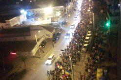 Demonstranții s-au numărat cu zecile  de mii la Cluj, București, Timișoara și Sibiu. Proteste în 19 orașe