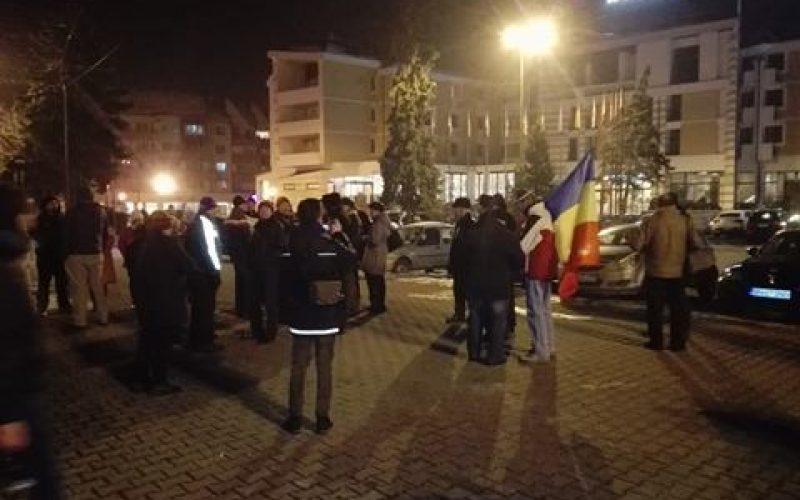 Bistrițenii chemați să protesteze astăzi împotriva modificărilor Legilor Justiției dar și a Codului Fiscal