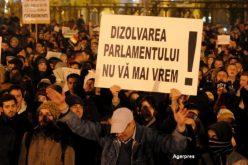 """Fost lider al opoziției:""""Mi-e teamă că au dat foc țarii"""". Reacțiile oamenilor politici bistrițeni. Doi parlamentari în stradă la București"""