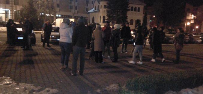 Pe modelul Timișoara, protestatarii bistrițeni pregătesc și ei o listă de solicitări