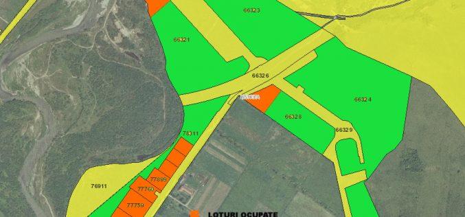 ANUNȚ privind organizarea celei de-a cincea licitații publice în vederea atribuirii în folosință a parcelelor disponibile în perimetrul parcului industrial Bistrița Sud