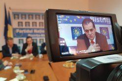 Orban vine duminică în Bistrița-Năsăud. Liderul liberal a rămas fără pagina de Facebook, așa că anunțul l-a făcut PNL Bistrița