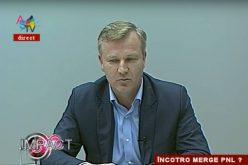 Stelian Dolha: Dacă PNL defilează cu aceleași găști și pe mai departe atunci partidul se duce pe apa sâmbetei