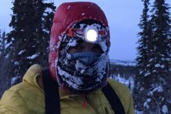 GO, GO Tibi:  A alergat 380 de kilometri, mai are 180, cei mai grei. Nici degerăturile, nici vântul și nici privarea de somn nu-l opresc. Promite că va ajunge în câteva zeci de ore la Oceanul Arctic (VIDEO)