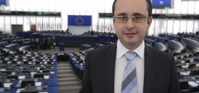 Cristian Bușoi – în campanie internă la Bistrița. Filiala e dominată de susținătorii lui Orban