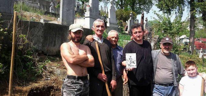 O nouă tentativă de a găsi rămășițele luptătorului anticomunist Gheorghe Pașca a eșuat. Arheologii ICCMR au făcut investigații în Cimitirul din Năsăud