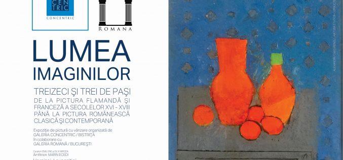 Două galerii, un eveniment de elită: expoziție de pictură premium cu vânzare la Concentric