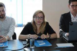 Deputatul USR Cristina Iurișniți și-a inaugurat sediul biroului parlamentar. Nu va fi însă singurul din județ