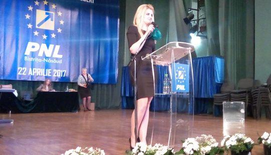 Avocatul Diana Morar a intrat în cursa internă a PNL la Primăria Bistrița. Patru liberali concurează în competiția internă, iar rezultatul va fi anunțat la toamnă