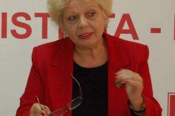 Bistrițeanca Doina Pană prinde din nou șefia Ministerului Apelor și Pădurilor