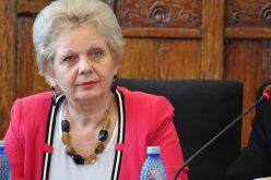 """Doina Pană: """" E un mare semn de normalitate faptul că am decis să votăm moțiunea"""""""