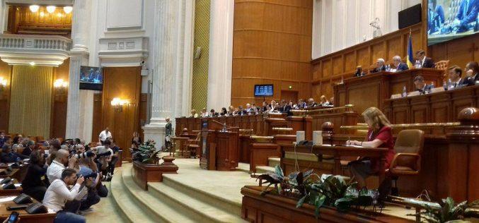 Ziua Moțiunii PSD contra PSD- A trecut moțiunea.
