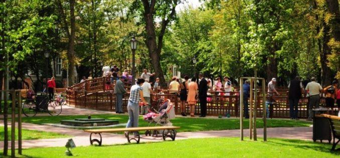 Cum stă Bistrița cu spațiile de recreere? Pe locul 23 între municipii