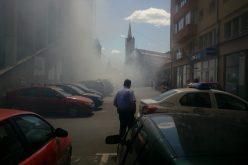 Incendiul de la Bingo Metropolis a lăsat AJOFM-ul și câteva companii în șomaj. Instituția a rămas fără electricitate și comunicații