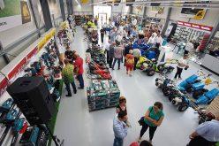 Afacerile de familie au succes și la Bistrița: un showroom regional de scule și utilaje a fost deschis pe acest model