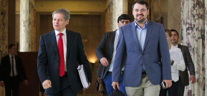 USR-ul și platforma lui Dacian Cioloș au primul proiect comun: comisia de tăiat hărtii 2