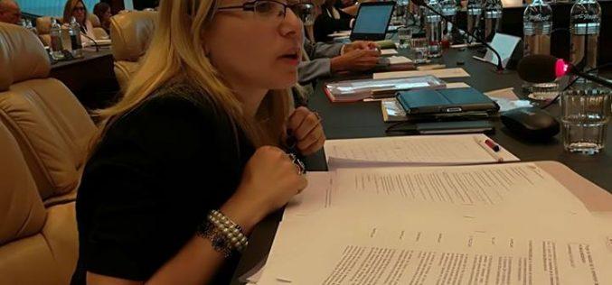 Deputatul Cristina Iurișniți participă la Adunarea parlamentară a Francofoniei