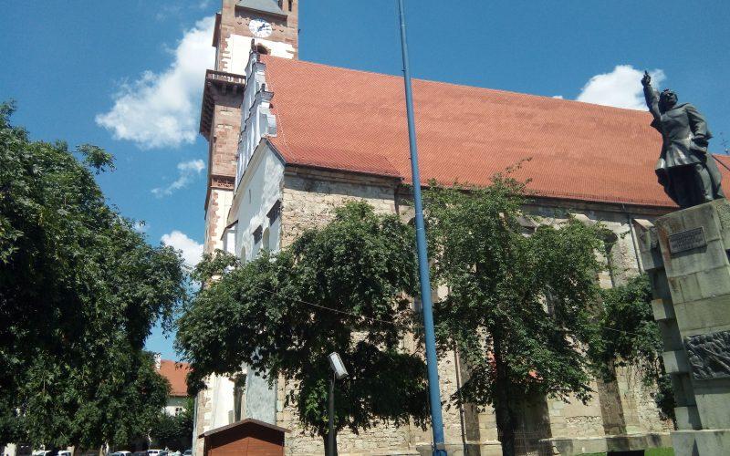 Biserica Evanghelică va fi  zugrăvită după restaurare ca în secolul XVI. Nu este exclusă o culoare stridentă ca în Evul Mediu