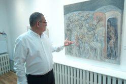 """O nouă premieră la Galeria Concentric:  retrospectivă """"Paul Gherasim""""-pictorul care vorbește prin tăcere"""