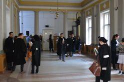 E plin de avocați pe lista bistrițenilor care vor să intre în magistratură