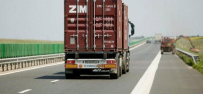 Restricții de circulație în Bistrița-Năsăud pentru mașinile peste 7,5 tone
