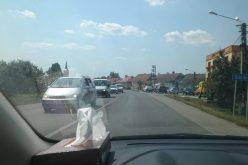 """Condamnați la blocaj în trafic din cauza trecerilor """"fantomă"""". Vezi ce răspuns a dat Ministerul Transporturilor"""