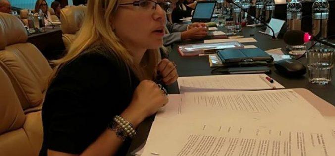 Cristina Iurișniți despre proiectele de modificare a legilor justiției: denunțăm atacul asupra statului de drept