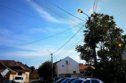 Primăria Bistrița-ținta glumelor pe facebook, după ce lămpile stradale au funcționat toată ziua. Vezi  ce s-a întâmplat de fapt