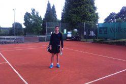 Un bistrițean a câștigat o competiție de tenis în Germania, la Wiehl