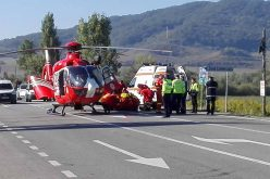 UPDATE: Starea voluntarilor englezi răniți în accidentul de la Sărățel e critică: una din victime are tot corpul zdrobit
