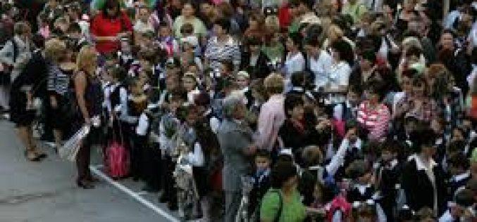 """Bilanțul primei zile de școală făcut de USR:  între entuziasmul copiilor și pregătirile """"pe genunche"""" ale ministrului Pop"""