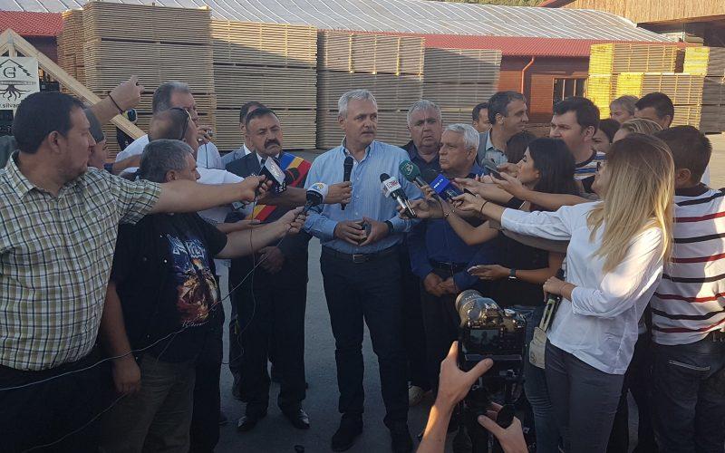 Dragnea a anunțat la Bistrița când se va organiza referendumul pentru redefinirea familiei. Ce pericole ascunde legea pe care a trecut-o prin Parlament