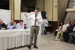Adrian Solcan, fostul primar al tinerilor și consilier parlamentar la PNL este președinte la tineretul social democrat