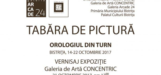 """Galeria Concentric vă invită la """"Orologiul din Turn"""""""