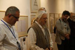 Chipurile orașului deslușite într-o altfel de expoziție: 16 pictori, 7 zile numai pentru Bistrița