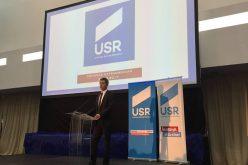 Dan Barna, candidatul susținut de filiala bistrițeană a USR, e noul președinte al formațiunii