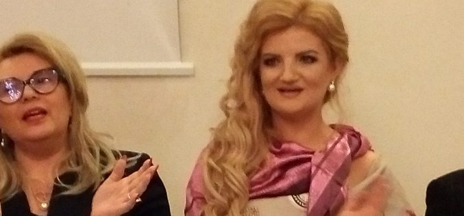 Avocata Diana Morar a fost aleasă duminică seara președintă a OFL Bistrița-Năsăud.