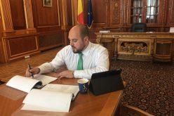 Președintele a promulgat ieri legea de apărare contra incendiilor a deputatului Ionuț Simionca