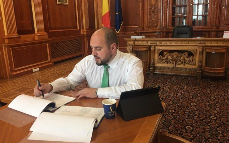 """Deputatul Ionuț Simionca bate șaua să priceapă Sighiartău și liberalii: """" lăsați orgoliile la o parte"""""""