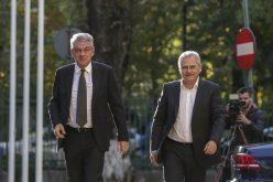 Noaptea Cuțitelor lungi din PSD s-a terminat cu trei demisii de miniștri pe masa. Radu Moldovan președintele PSD BN primul intervievat de presa