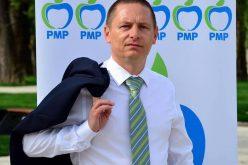 Juristul Caius Cârcu a fost ales președinte la PMP Beclean