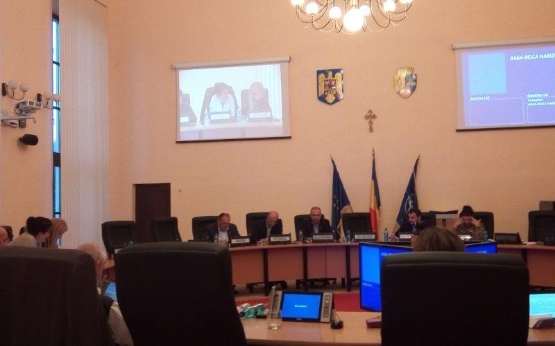 Consilierii locali au votat cu reproșuri pentru transferul unei porțiuni de drum de la Ministerul Transporturilor