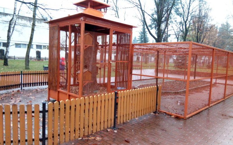 Primaria a ridicat casa veverițelor fără documente legale. Inspectoratul în Construcții a descoperit lipsa actelor după un an și jumătate și a cerut măsuri